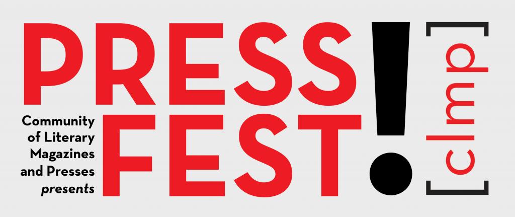 CLMP Press Fest PEN World Voices book fair small press literary magazine