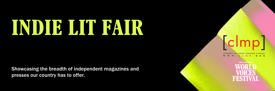 indie lit fair