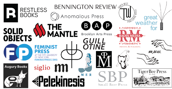 CLMP Press Fest 2019 PEN World Voices Festival small presses literary magazines