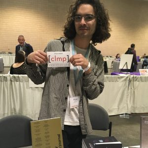 CLMP AWP 2018 Tampa Association of Writers & Writing Programs Community of Literary Magazines and Presses