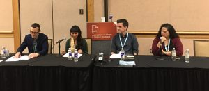 Paul-Reyes-Meara-Sharma-Johnny-Temple-Amanda-Johnston_Political-Pivoting_-Literary-Publishing-at-the-Pace-of-Politics CLMP AWP 2018
