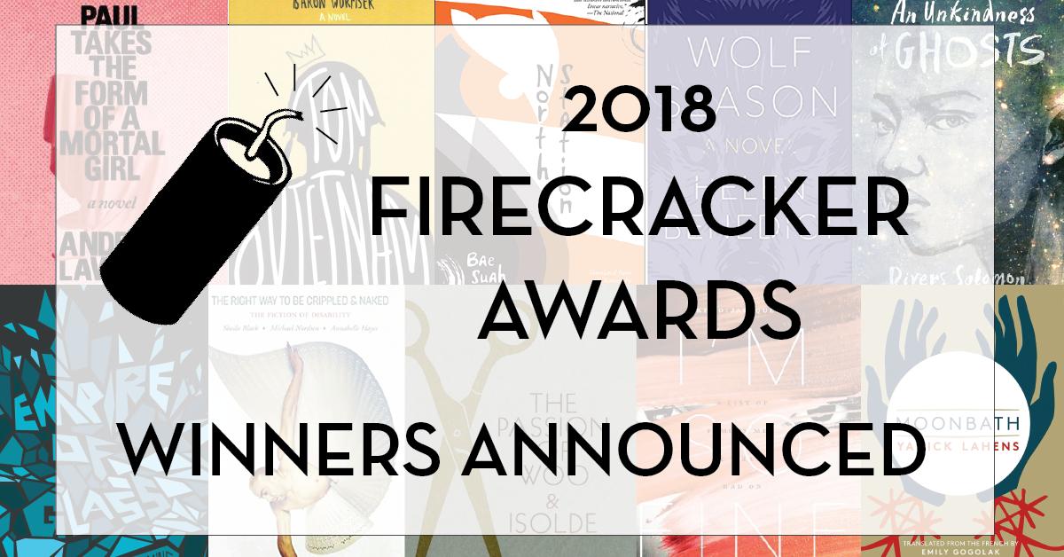 CLMP Firecracker Awards Winners