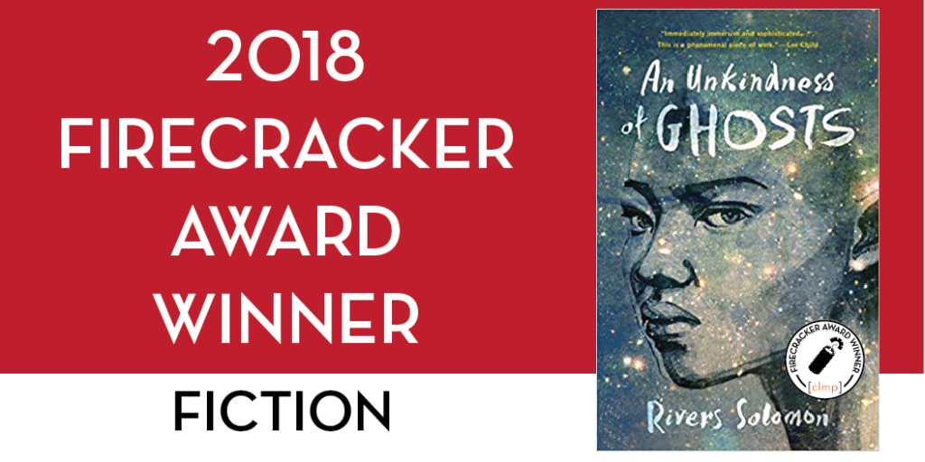 2018 Firecracker Awards Fiction Winner