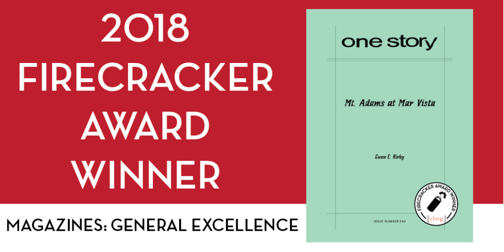 2018 Firecracker Award Winner Magazine General Excellence