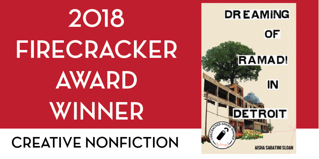 2018 Firecracker Award Winner Creative Nonfiction