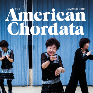 American Chordata Cover