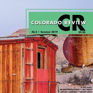 Colorado Review Cover