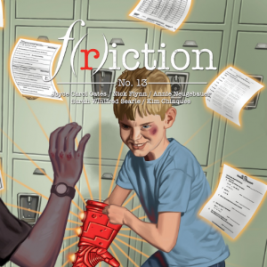 F(r)iction Cover