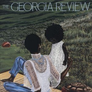 The Georgia Review Cover