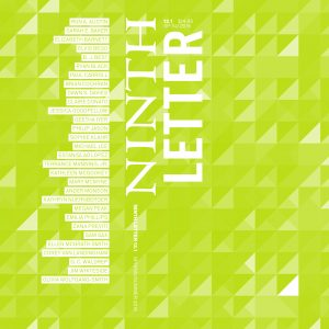 Ninth Letter Cover