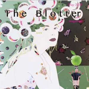 The Blotter cover image