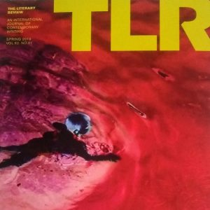The Literary Review Cover