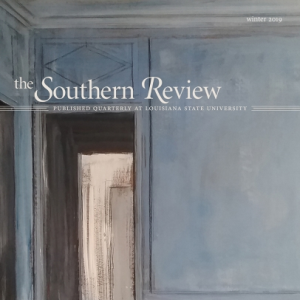 The Southern Review Cover