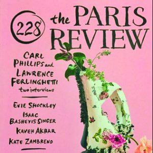 The Paris Review cover