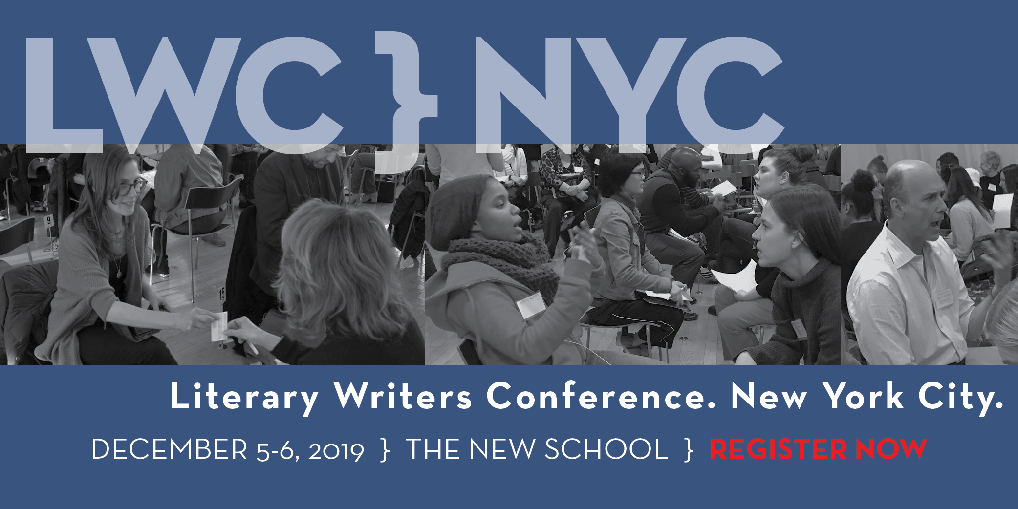 Literary Writers Conference 2019
