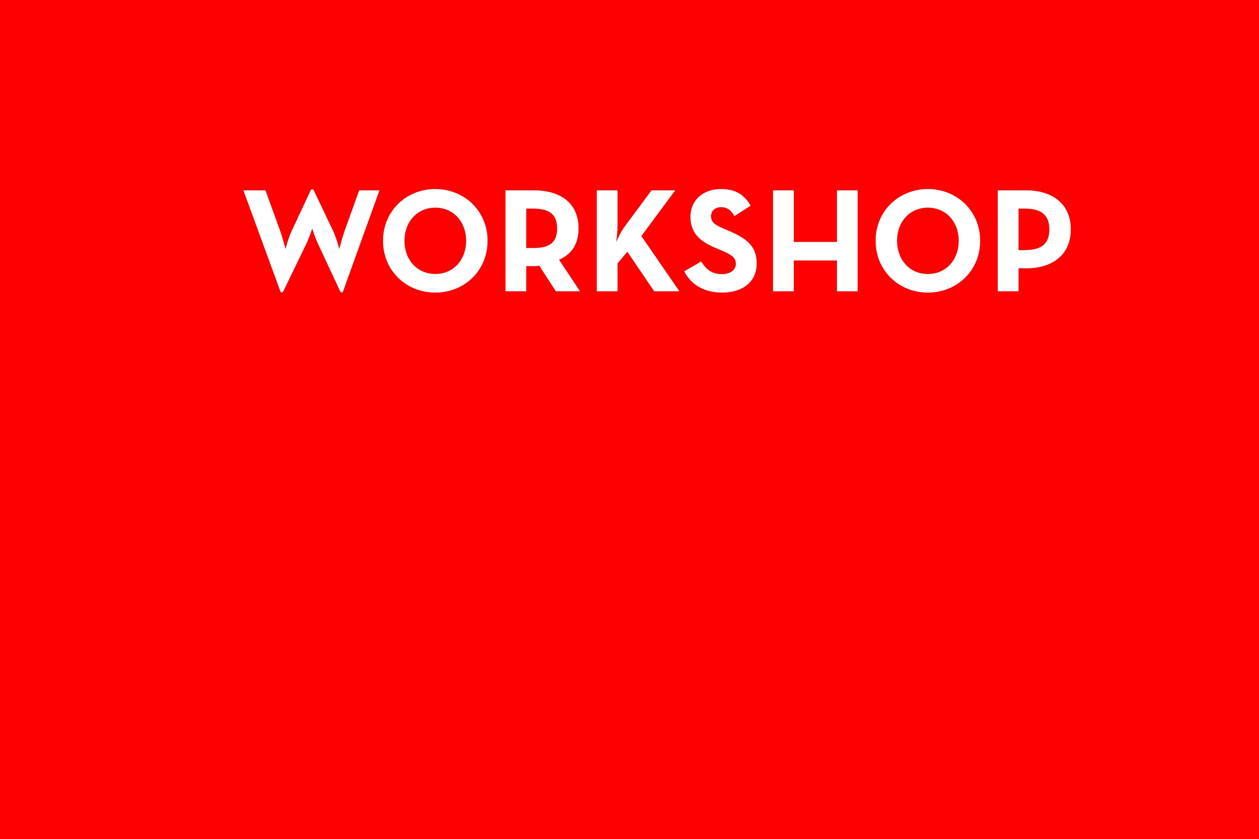 CLMP Workshop