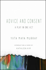 Advice and Consent book cover